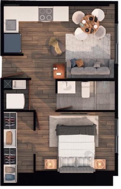 Remax real estate, Guatemala, Zona 10, VENDO APARTAMENTOS ZONA 10 EN EXCELENTE PUNTO EN PLANOS - ENTREGA 2024